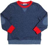 Il Gufo Cotton Piqué Sweatshirt