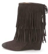 Polo Ralph Lauren Ralph Lauren Denim & Supply Women's Donata Fringe Wedge Boots.