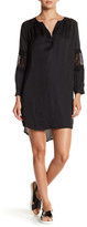 Collective Concepts Lace Inset Shift Dress