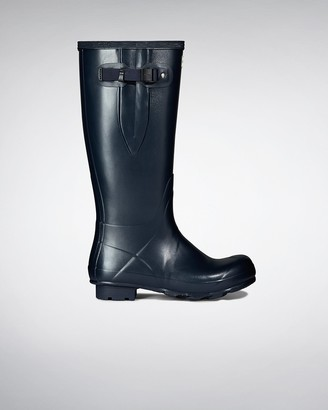 Hunter Men's Norris Field Side Adjustable Rain Boots