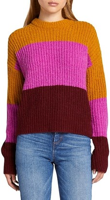 A.L.C. Robertson Colorblock Sweater