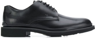 Tod's chunky sole derby shoes
