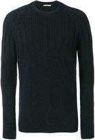 Nuur crew neck sweater - men - Nylon/Spandex/Elastane/Wool - 46