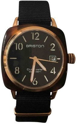 Briston Black Other Watches