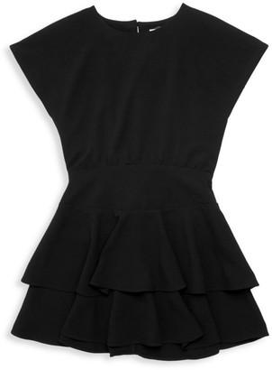 Habitual Girl's Gracie Crepe Dress