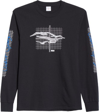 Noah Silent Spring Long Sleeve Graphic Tee