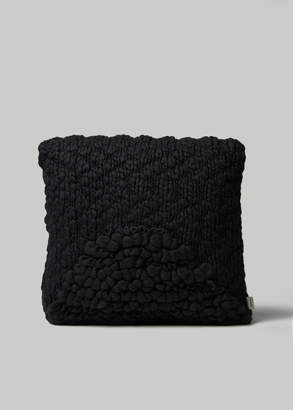 Minna Exclusive Moon Pillow in Black