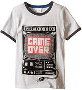 Little Marc Jacobs Jersey Tee Shirt Game Over (Little Kids/Big Kids)