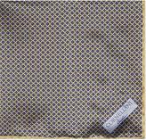 Corneliani Circle-pattern Silk Pocket Square