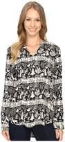 Woolrich Raku Printed Tunic