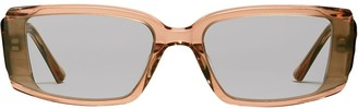 Gentle Monster Deus rectangle frame sunglasses