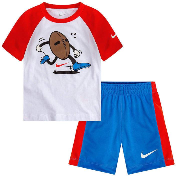 fd9cb95aa Nike Baby Set Boys Tricot - ShopStyle