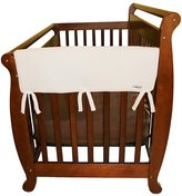 Trend Lab Convertible Crib 2-Short Rail Cover - Natural