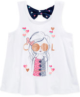 Epic Threads Mix and Match Graphic-Print Tank Top, Toddler & Little Girls (2T-6X), Only at Macy's