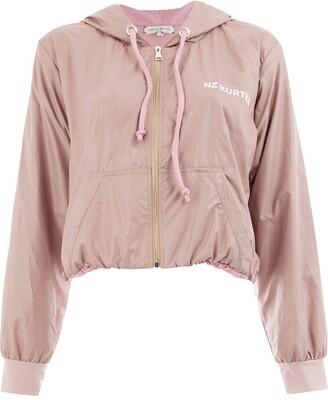 Natasha Zinko Zip Front Hooded Jacket