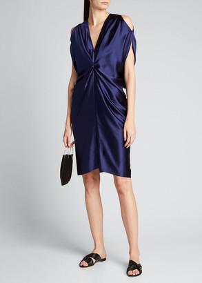 Zero Maria Cornejo Miu Midi Dress