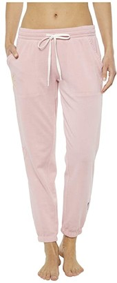 PJ Salvage Pigment Please Joggers (Coral) Women's Pajama