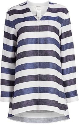 Max Mara Magico Stripe Tunic