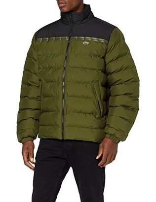 Lacoste Sport Men's Bh8848 Jacket, Black (Noir 06e-Brousse 29h), (Size: 58)