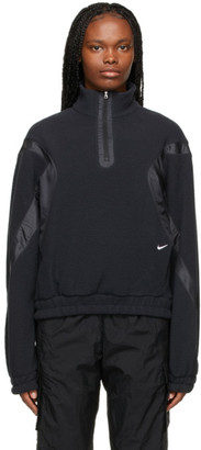 Nike Black NSW Archive Rmx Pullover