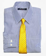 Brooks Brothers Non-Iron Supima® Cotton Broadcloth Candy Stripe Dress Shirt