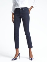 Banana Republic Zero Gravity Dark Wash Skinny Ankle Jean