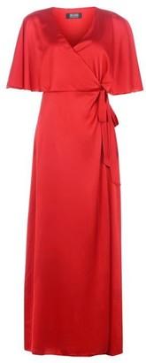Girls On Film Girls Wrap Maxi Dress