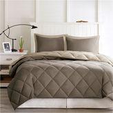 Asstd National Brand Larkspur Microfiber Reversible Down Alternative Comforter Set