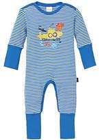 Schiesser Baby Boys Pyjama Set - Blue - 3-6 Months