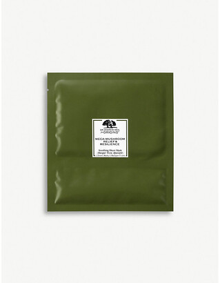 Origins Dr Weil Mega-Mushroom Relief and Resilience Soothing Sheet Mask set of 6