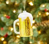 Pottery Barn Beer Stein Ornament