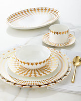 B by Brandie Zelda Charger Plates, Set of 4