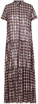 MUNTHE Mocca Evelyn Long Dress - 34