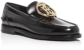 Burberry Men's Bedmoore Leather Penny Loafers