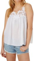 Seafolly Lace Detail Cami