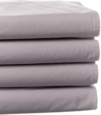 Boho Bed Petite Hem Softly Washed Sheet Set