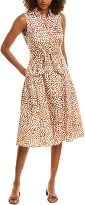 Nic+Zoe Copper Kiss Shirtdress