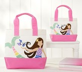 Pottery Barn Kids Brunette Boho Mermaid Tote