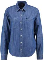 Abercrombie & Fitch CLASSIC Shirt medium denim