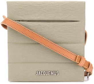 Jacquemus Square Messenger Bag