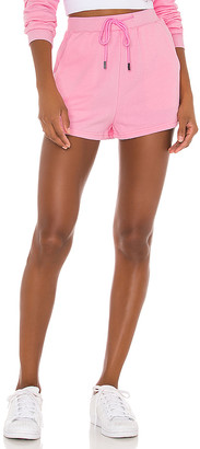 superdown Danna Fleece Shorts
