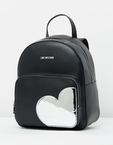 Love Moschino Backpack with Heart