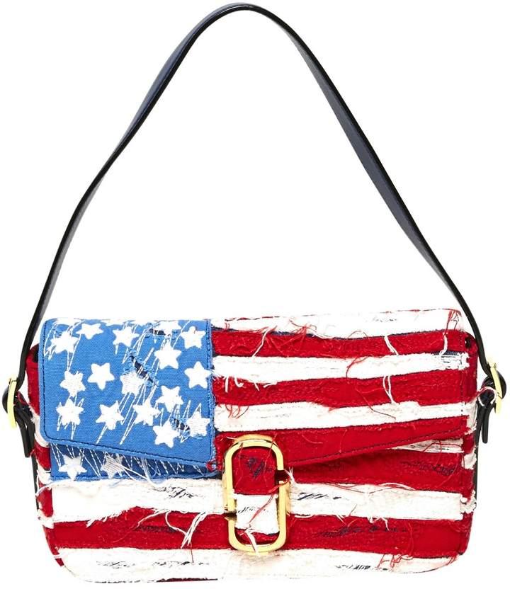 Marc Jacobs Canvas Handbag