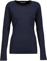 Jason Wu Ribbed silk-blend sweater