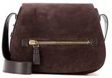 Tom Ford Jennifer Soft Suede Shoulder Bag