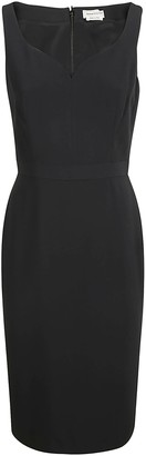 Alexander McQueen Sleeveless Mid-length Dress