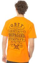 Obey The Heavy Duty Propoganda Tee
