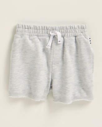 Splendid Newborn/Infant Boys) Grey Drawstring Shorts