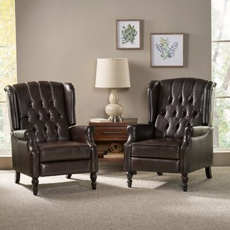 Three Posts Val Manual Recliner