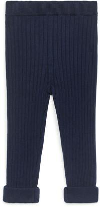 Arket Cotton Wool Leggings